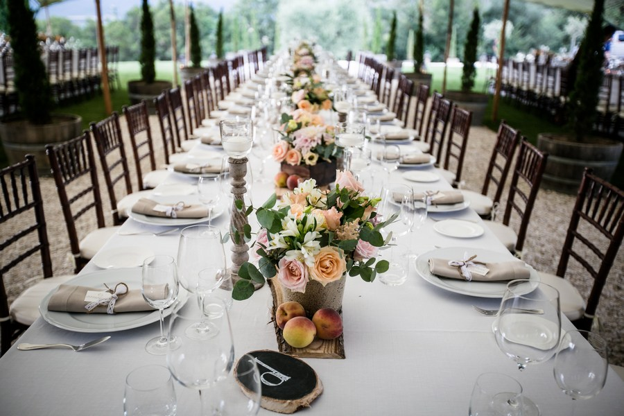 imperial table - wedding photographer italy
