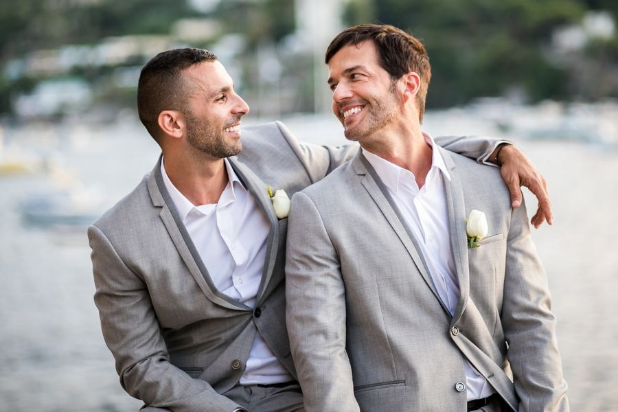 gay wedding photographer ischia
