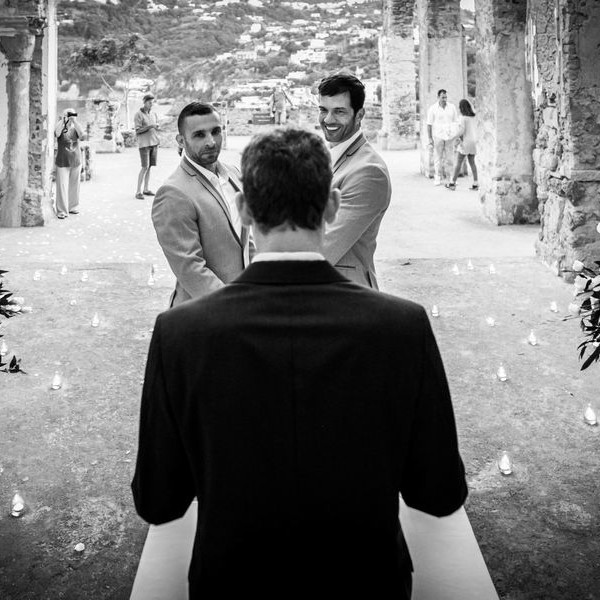 Wedding Photographer Ischia - Jr e Randy