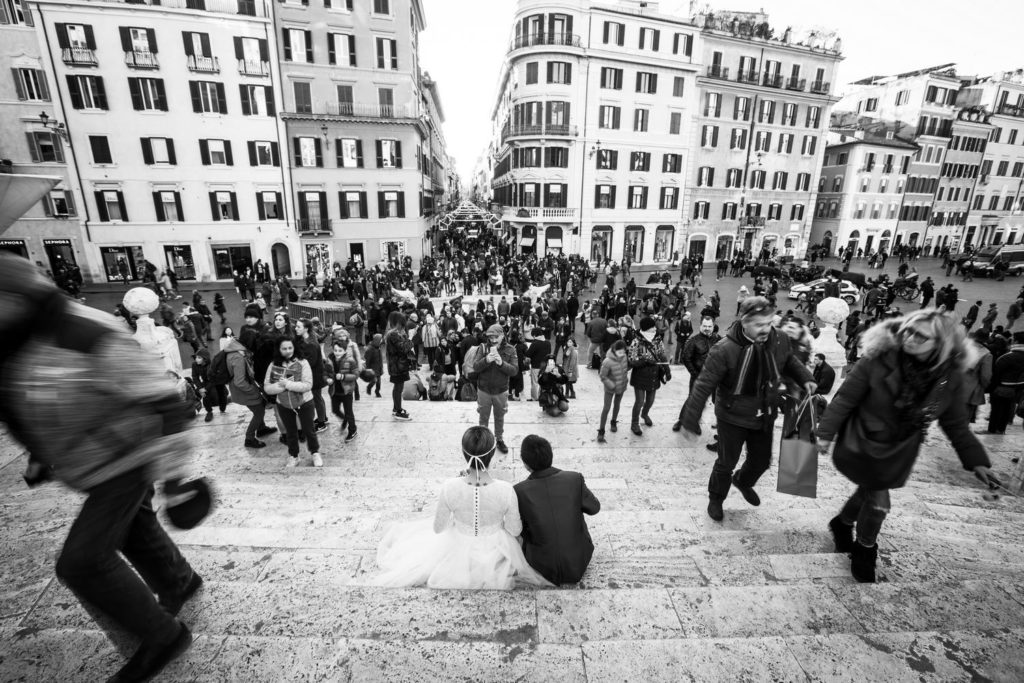 love in rome, gay photography