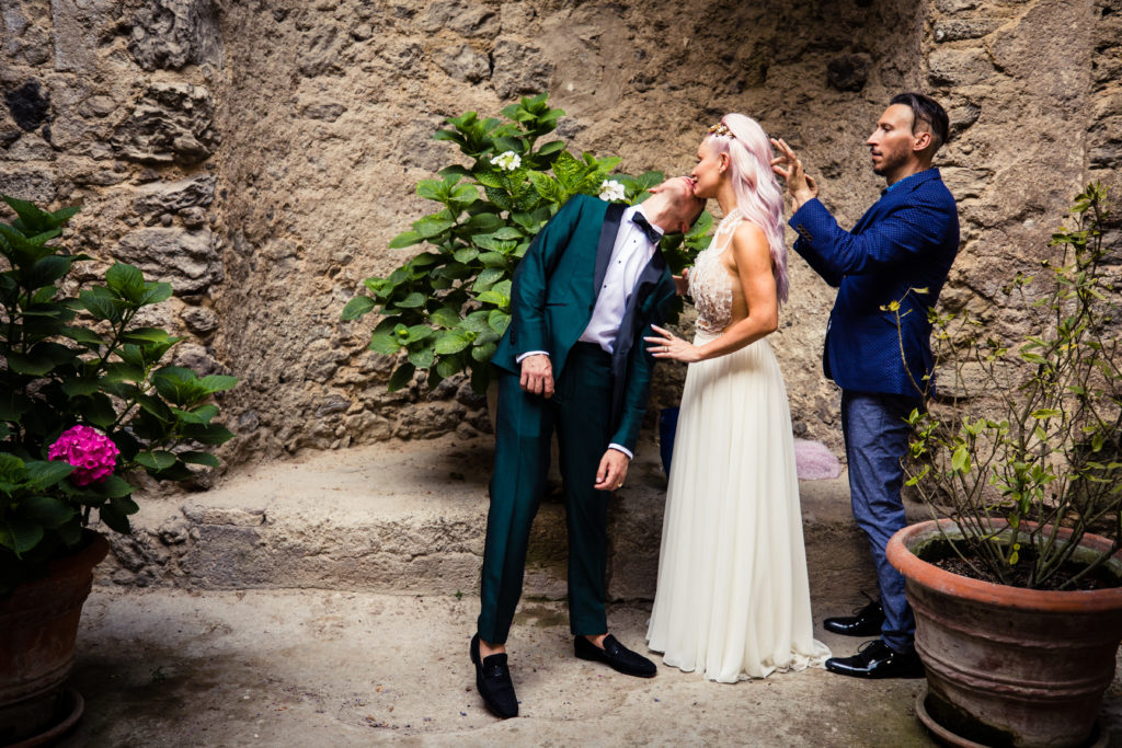 wedding photographer Ischia