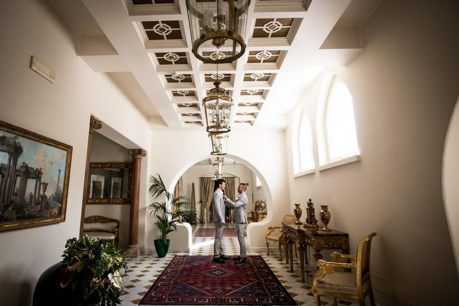 romantic hotel ischia