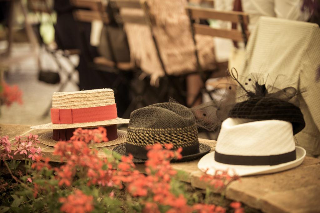 cappello dello sposo