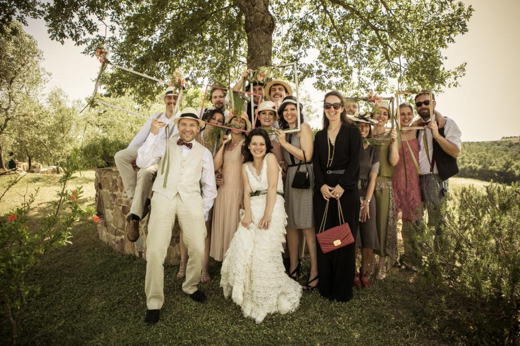 foto di gruppo vintage