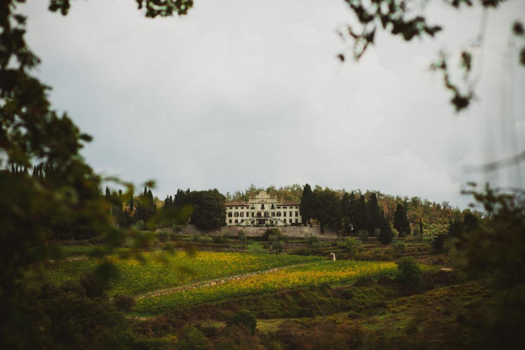 villa vistarenne, beautiful villa near siena