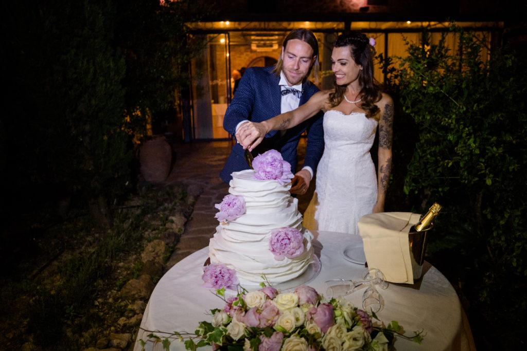 wedding cake antico convento di montepozzali